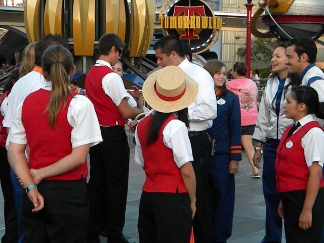 Disney Employee Survey How Happy is Disney? This article shows - employee survey
