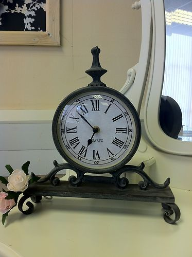 French country mantel clocks