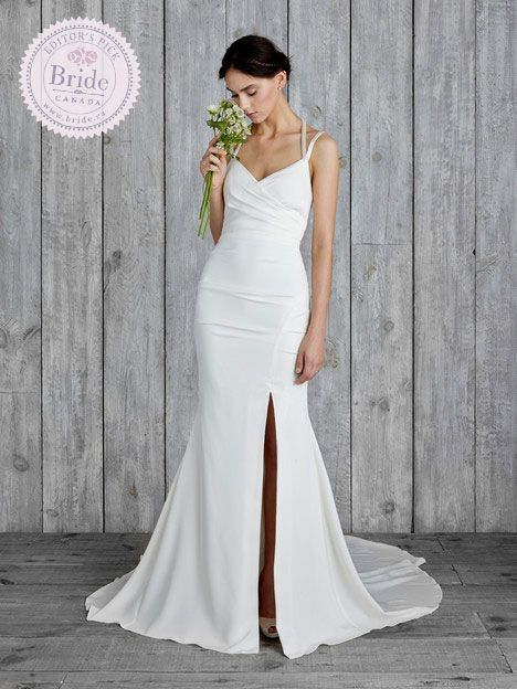 wedding dress simple sheath silk google search