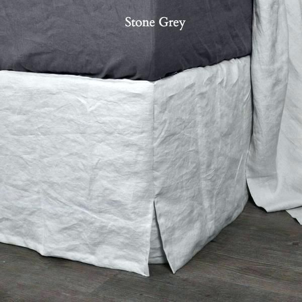 Low Profile Bed Skirt.How To Make Bed Skirt For Low Profile Box Spring In 2019