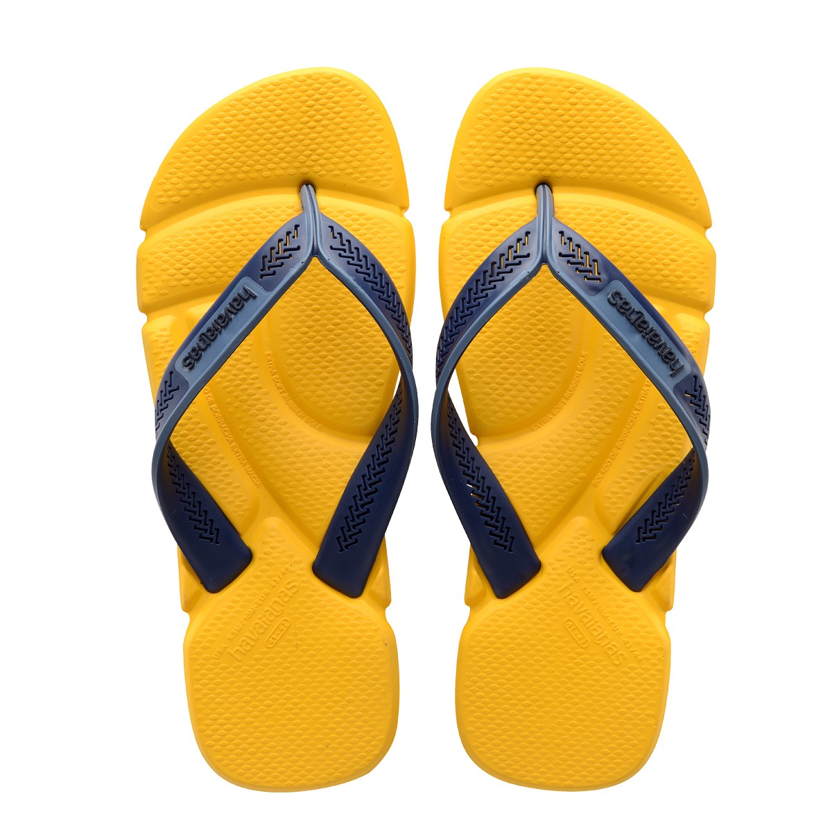 0870069bf235b4 POWER FLIP FLOPS BANANA YELLOW by Havaianas in 2018