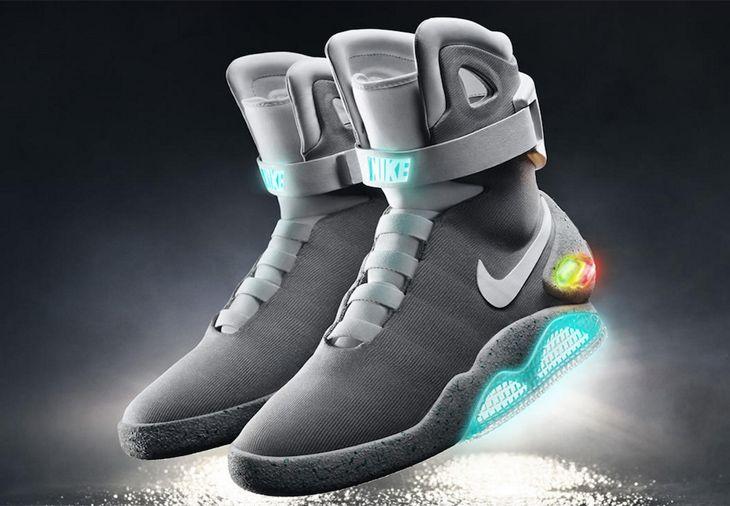 Estos Son Los 5 Tenis Más Caros Del Mundo Bleu Blanc Modelos De Zapatos Nike Nike Air Mag Modelos De Zapatos
