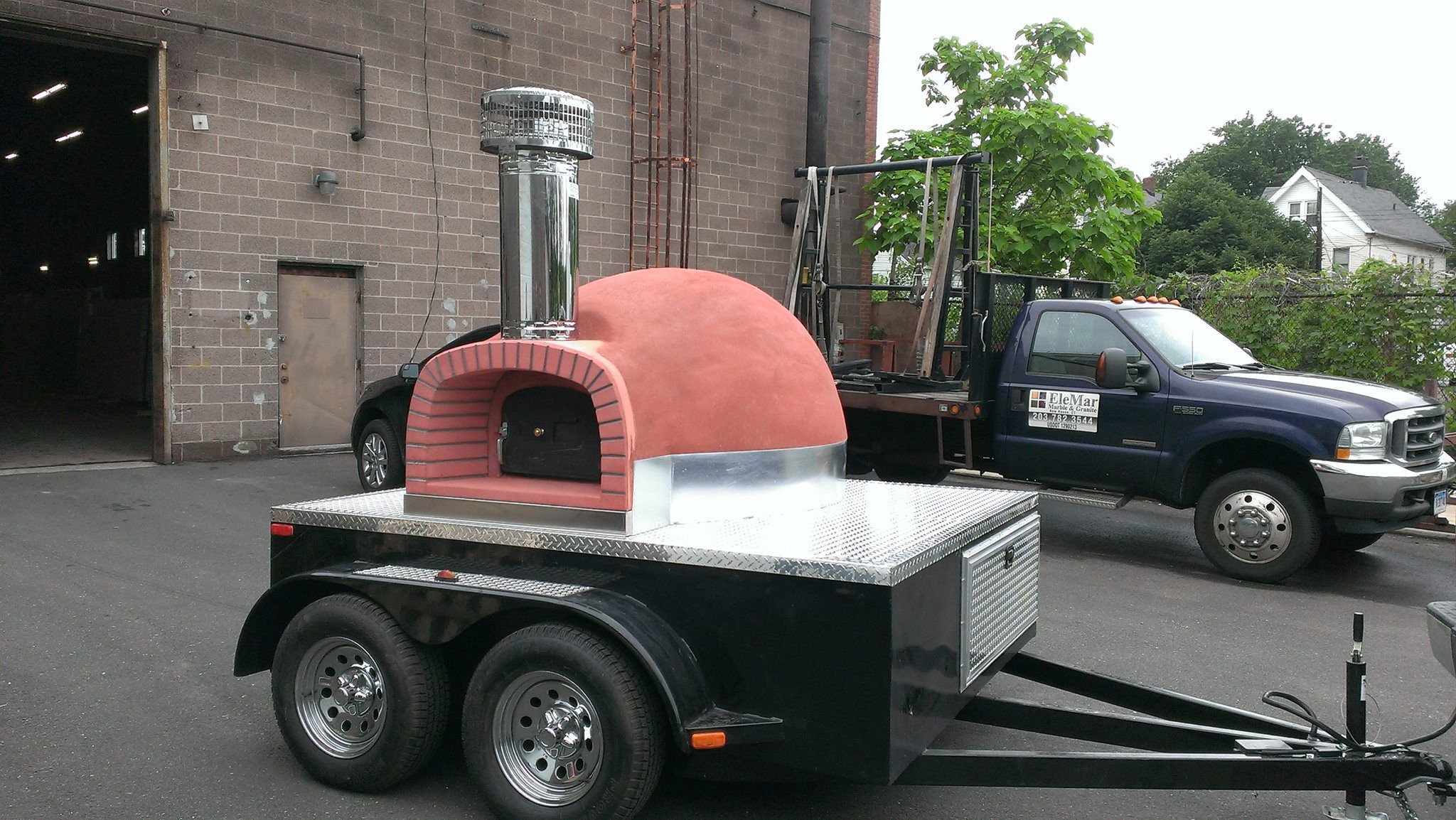 Considering a Mobile Wood Fired Pizza Business