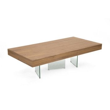 Moe S Home Collection Morton Coffee Table 750 Contemporary