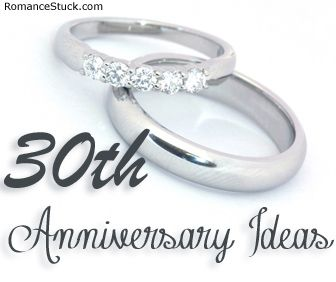 30th Anniversary Ideas Pearl Diamond Romancestuck Com 10th Anniversary Gifts 30th Anniversary Gifts 25th Anniversary Gifts