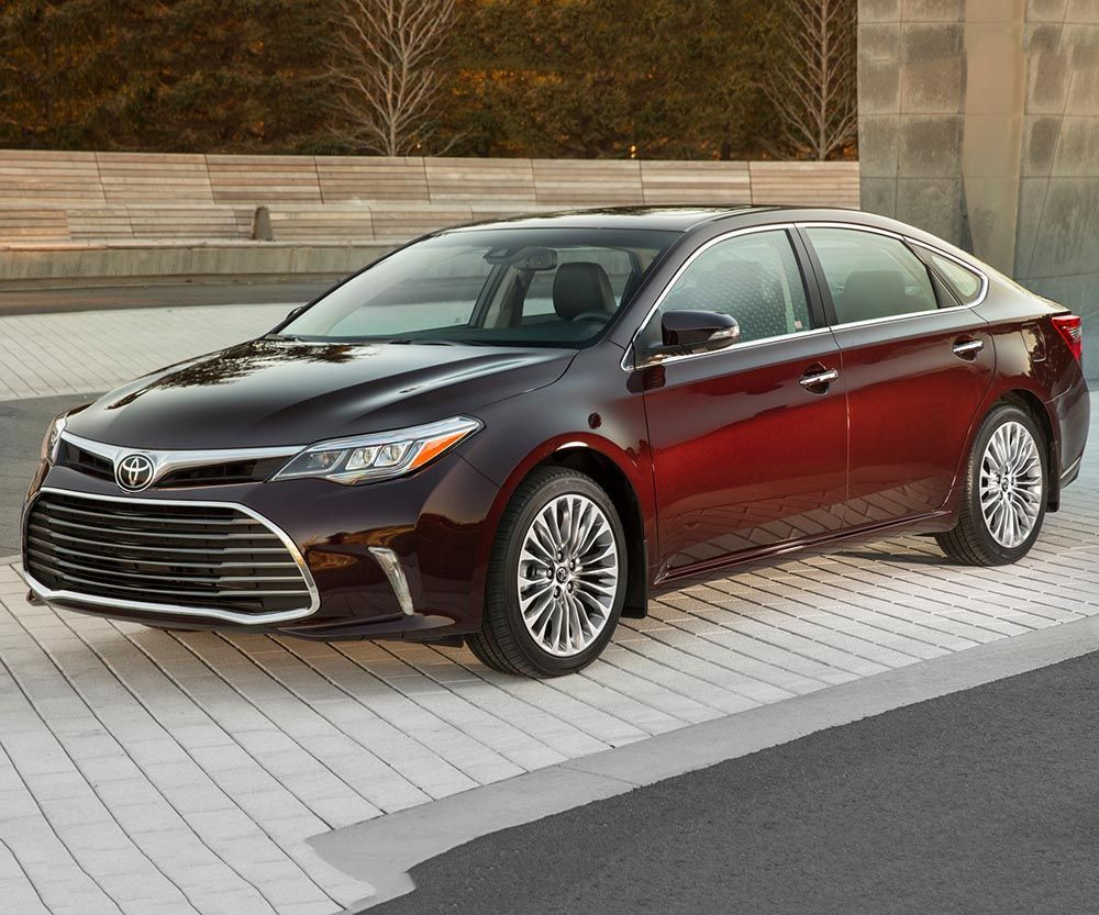 2018 Toyota Avalon Release Date Price Specs Changes For Redesign