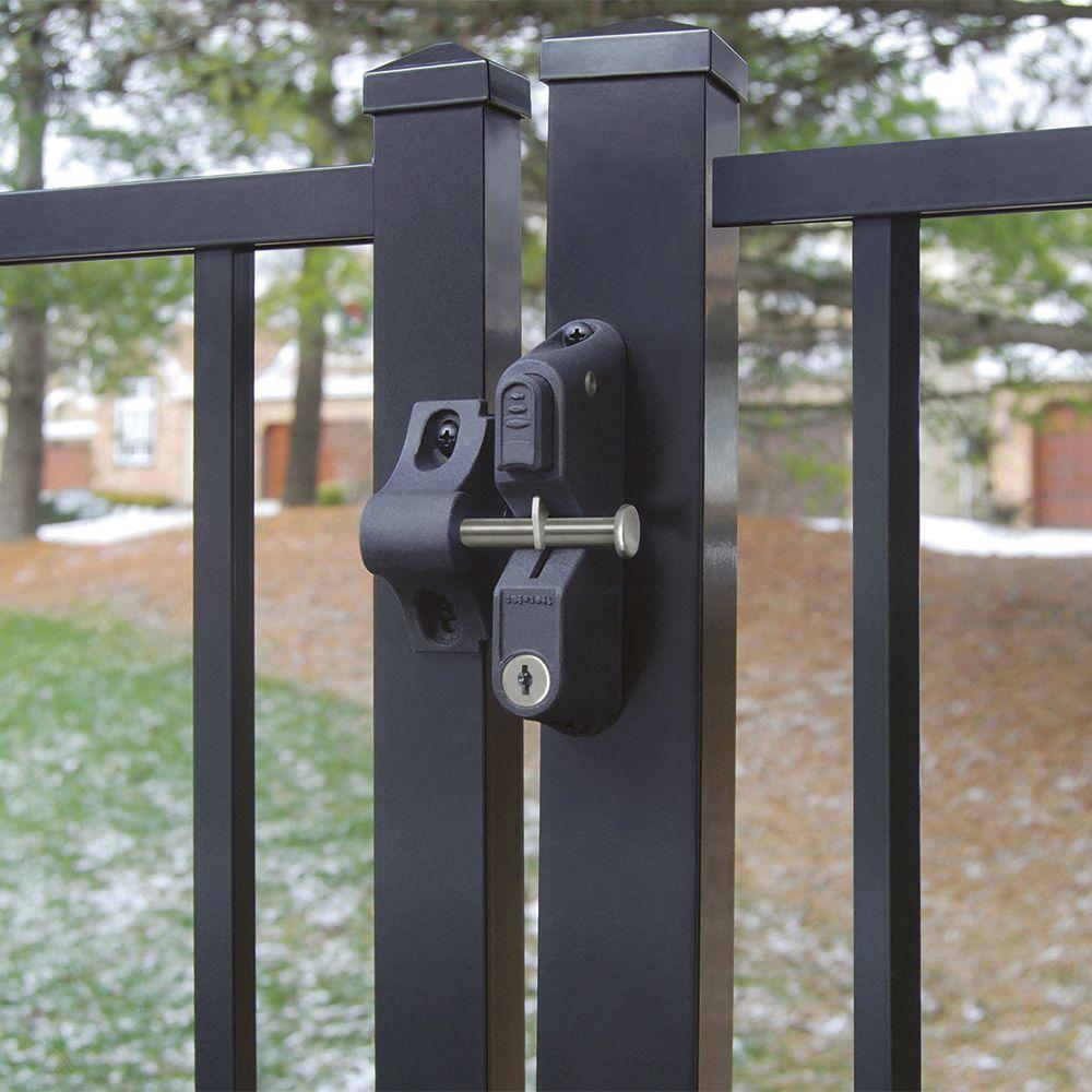 GardDog® Gate latch, Latches, Entry gates