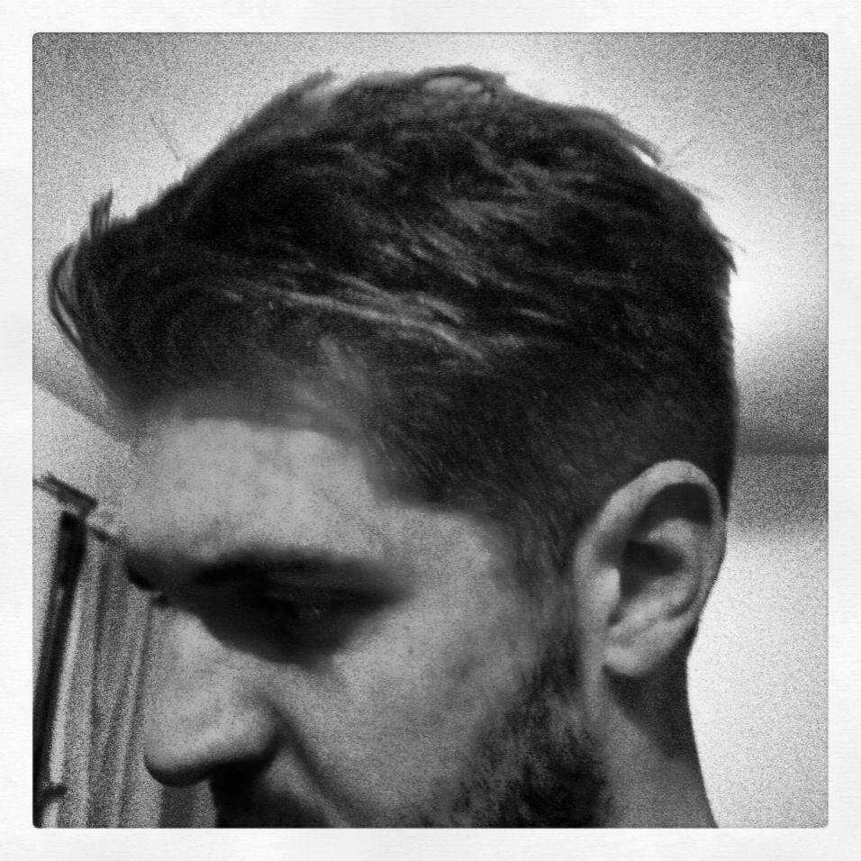 Graduated Men Haircut Everyone Has Hair Pinterest Mens