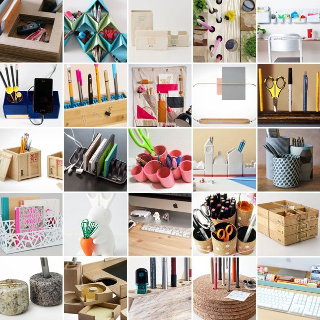 26 Clever Ways To Keep Your Worke Organized Check Out Http