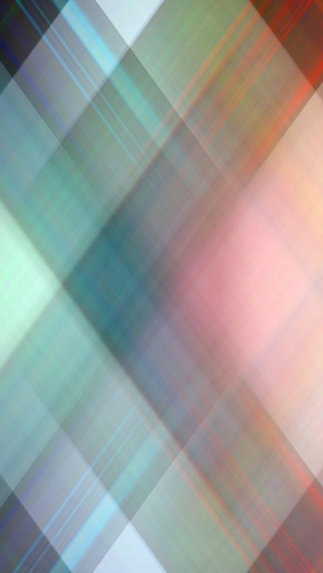 Blurry Crosshatch iPhone Wallpaper