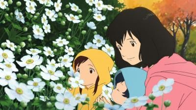Bambini Manga ~ Wolf children ame e yuki i bambini lupo fantasías animadas de