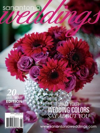San Antonio Weddings Magazine Love The Flowers And Colors