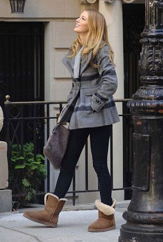 cbb6ffce856 10 Celebrities Get Comfy in UGGs | Cristina's Personal Board ...