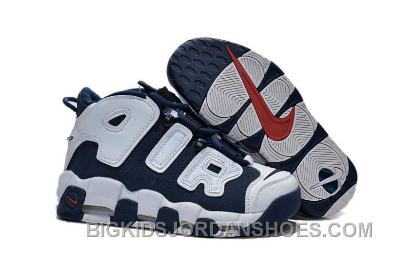 Womens Nike Air More Uptempo Girls
