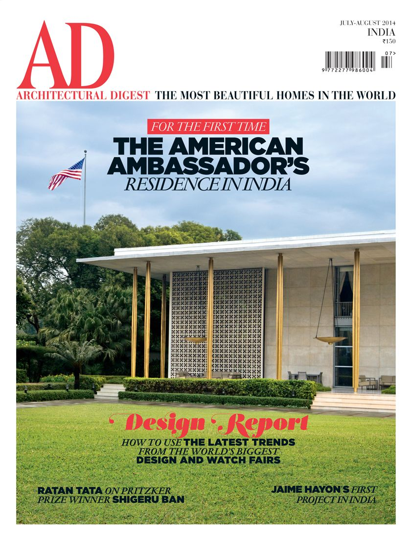 Get Your Digital Copy Of AD Architectural Digest India Magazine   July    August 2014 Issue On Magzter And Enjoy Reading It On IPad, IPhone, Android  Devices ...