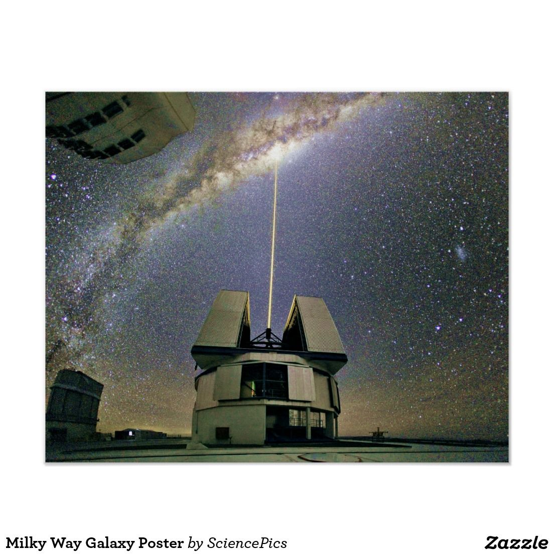 Milky Way Galaxy Poster