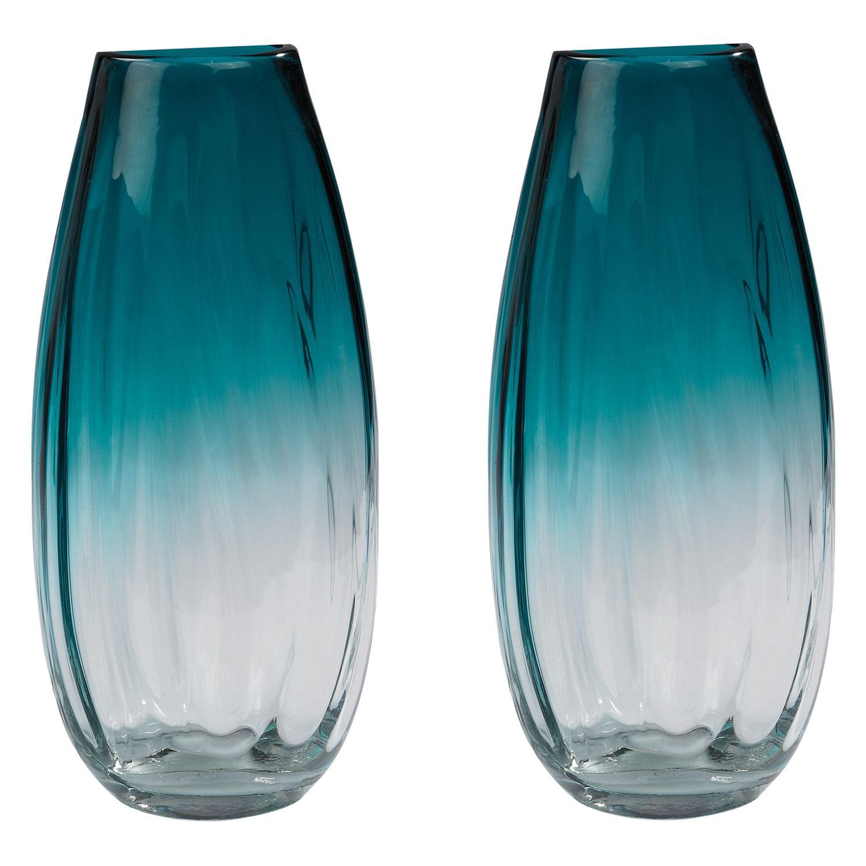 Aque Ombre Vase Set of 2 @LaylaGrayce