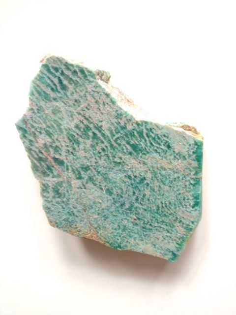 Large Amazonite Rock Rough Gemstone Natural Rock Green Mineral