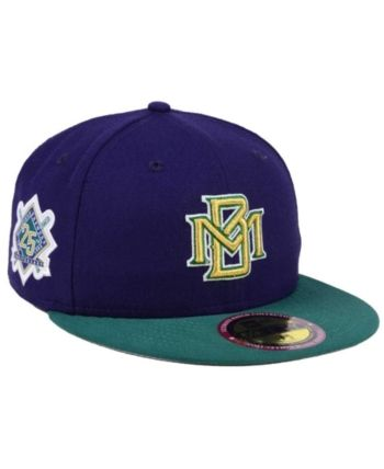 super popular 3f4f0 6f75e New Era Milwaukee Brewers Ultimate Patch Collection Anniversary 59FIFTY Cap  - Blue 7 5 8