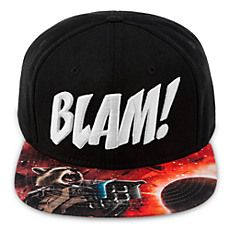 new style 72f07 6ec70 Rocket Baseball Cap for Adults - Guardians of the Galaxy