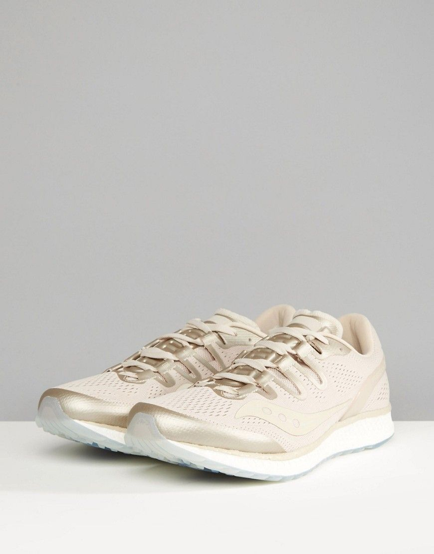 builder Residence tea  Saucony Running runlife freedom iso sneakers in tan s20355-50 | Sneakers,  Running shoes, Heritage brands