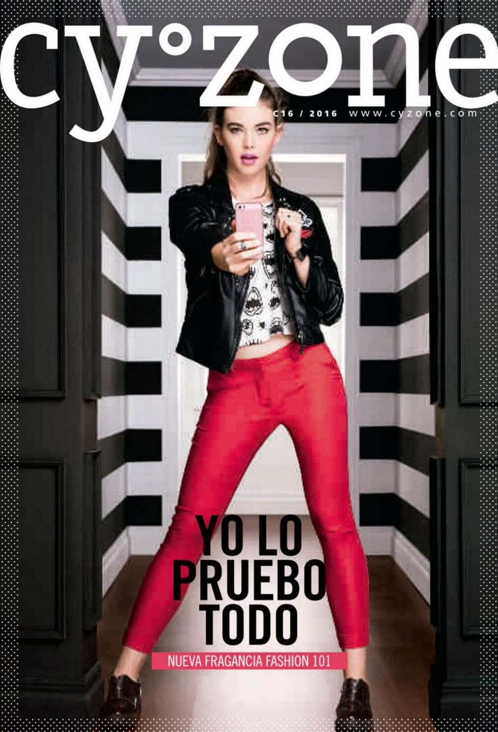 Catalogo Cyzone Ecuador C16 Fashion Style Casual