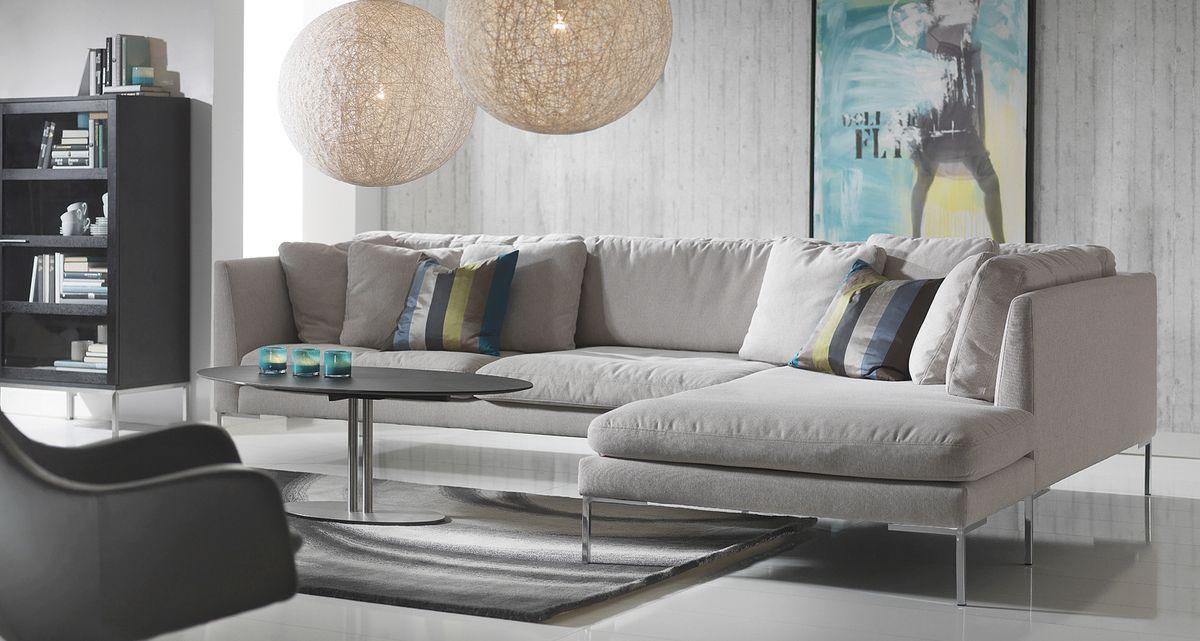 Living Hjornesofa Stue Sofa