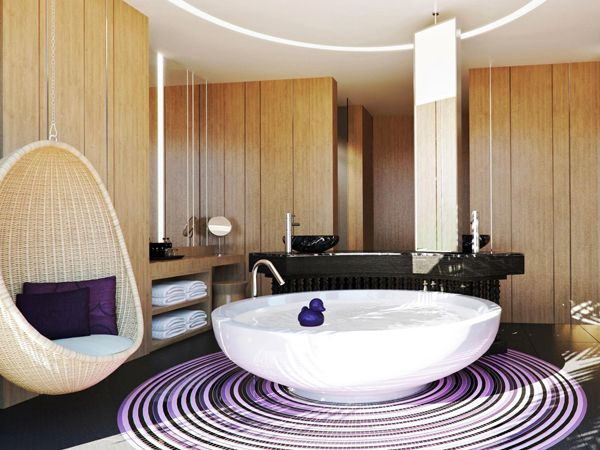 Apaiser's 'Sanctuary in stone' at the W retreat Koh Samui · Luxury Hotel  BathroomHotel ...