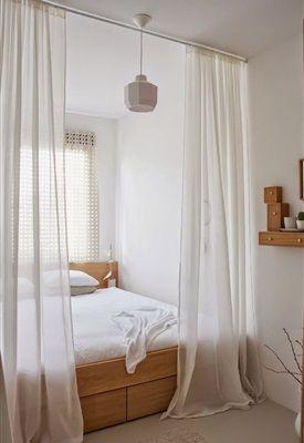 Kleine slaapkamer inrichten - Residence | Dream house | Pinterest ...