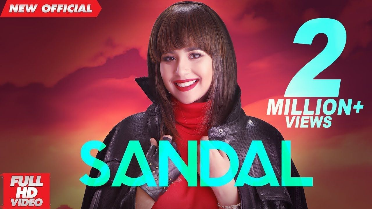 Latest Punjabi Song Sandal Sung By Sunanda Sharma Punjabi Video Songs Musicout Mp3 Song Download Music Download Download Free Music