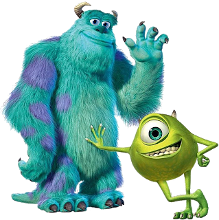 Mamá Decoradora: imágenes de Monsters, Monsters, Monsters INC, monsters inc PNG, Monst…   Personajes de monsters inc, Personajes de monster inc, Imagenes de monster