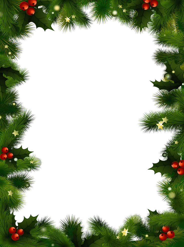 Free Christmas Borders and Frames Christmas images free