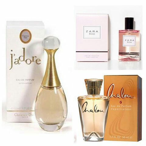 J\'adore Dupe bei Zara und Lidl | Perfume dupes in 2019 ...