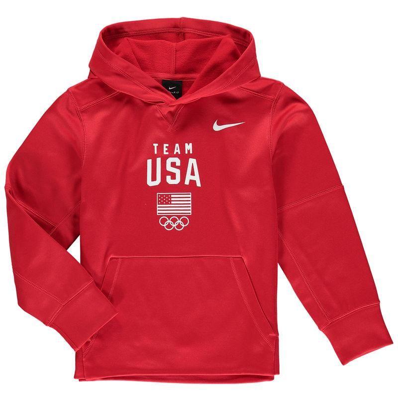 Hoodie · #Valentines #AdoreWe #Fanatics.com - #Nike Team USA Nike Youth  Therma