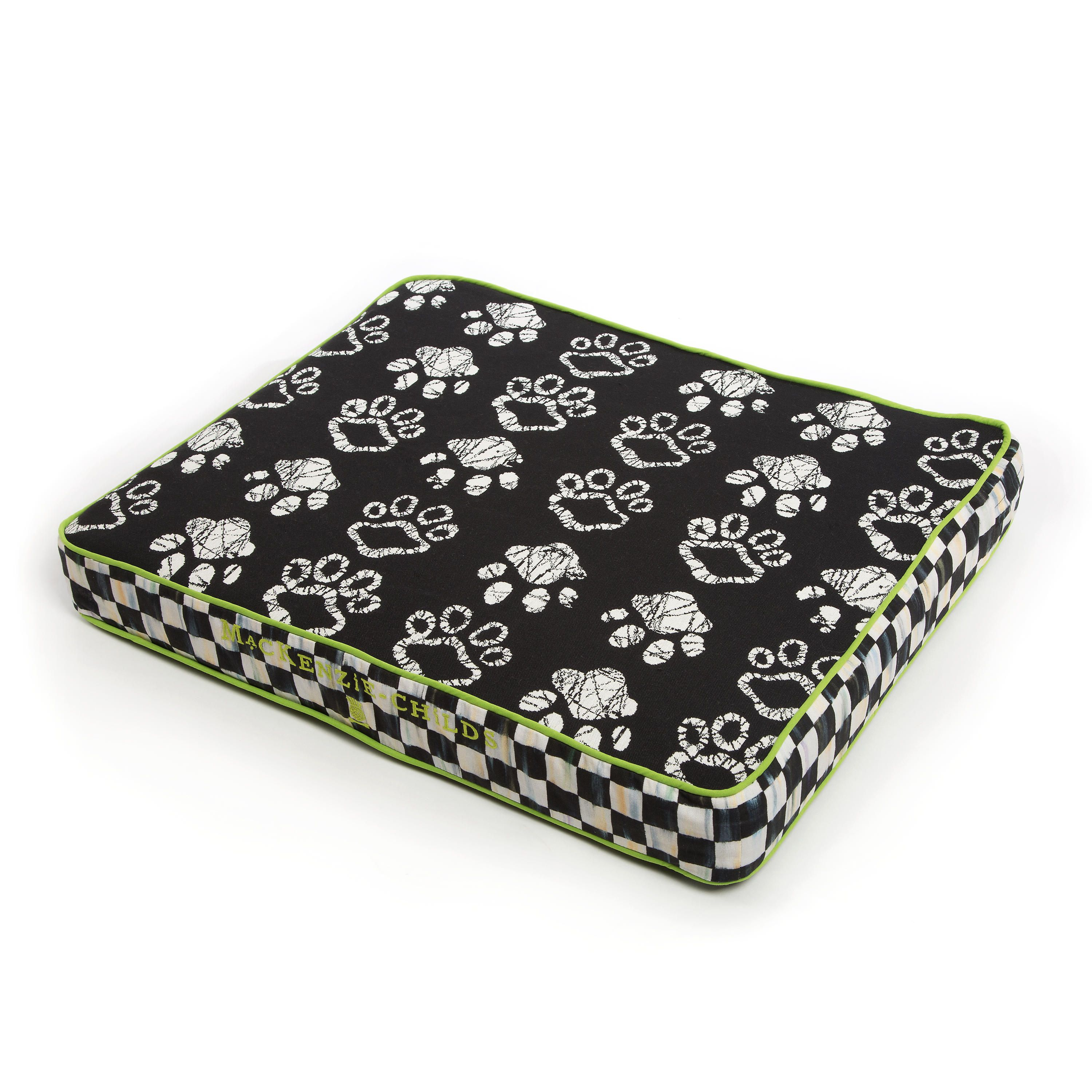 MacKenzieChilds Bow Wow Pet Bed, available in different