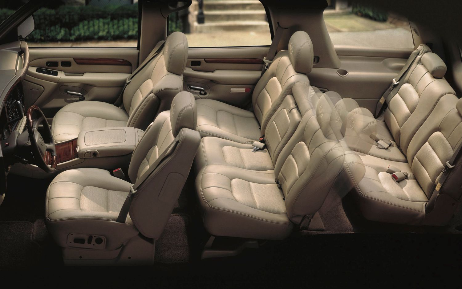 Cadillac Escalade Interior | OUR FLEET | Pinterest | Cadillac ...