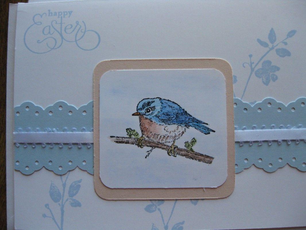 Bluebird Easter