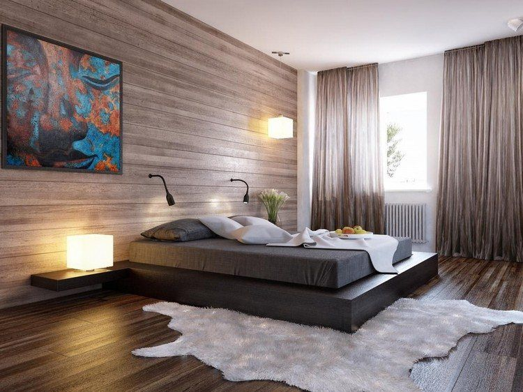 Deco chambre parentale cosy for Deco chambre parentale 2016