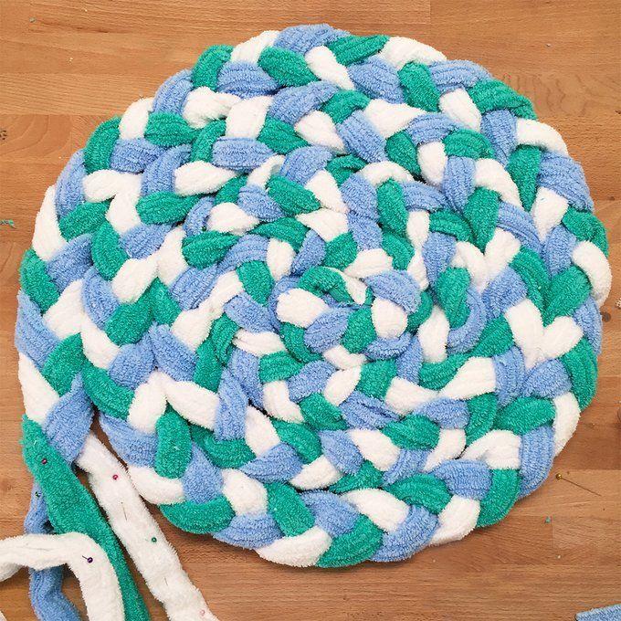 Diy Towel Mat Rag Rugs