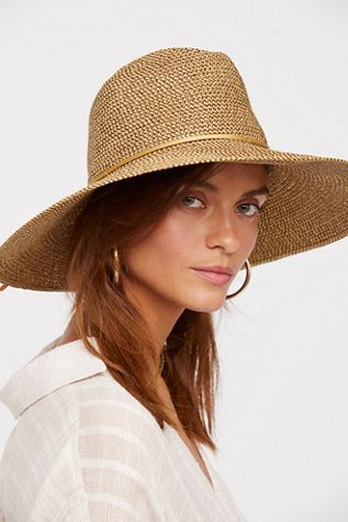 6139d28b1 Sancho Metallic Packable Hat by 'ale by Alessandra at Free People ...