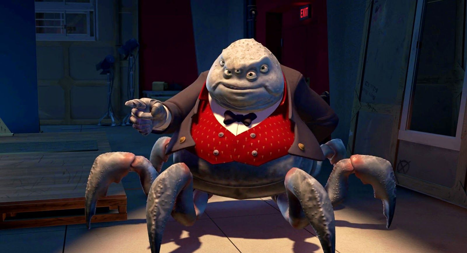 year of the villain henry j waternoose iii from monsters inc