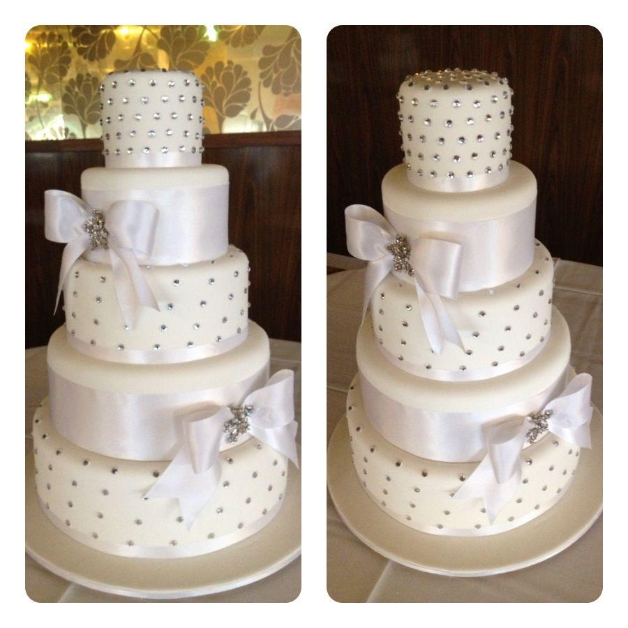 Bling Wedding Cakes, Bling Cakes