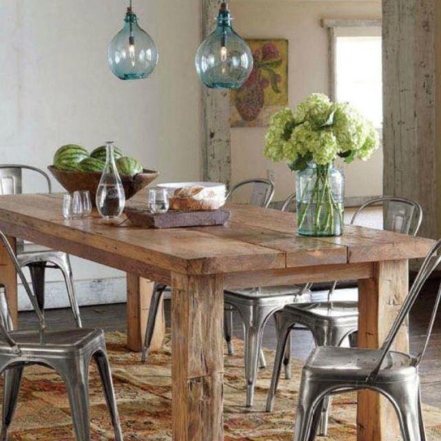Fabulous Sundance Catalog Dining Room Table Farmhouse Dining
