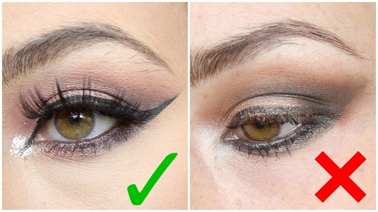Makeup mishap Eyeshadow do s and don ts how to apply ...