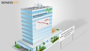 Windstream Holdings stock fell 1.69% on Thursday after the company announced plans to amend the ownership structure of its REIT spinoff