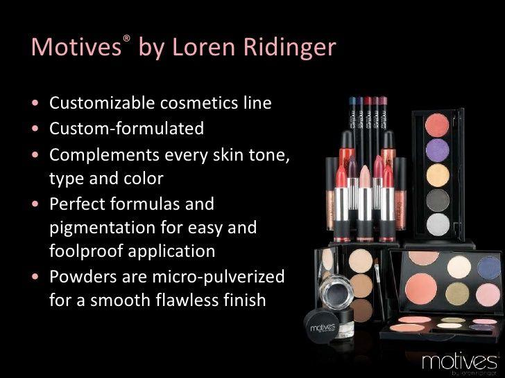 Motives Cosmetics Business Presentation Interested? Message me - business presentation