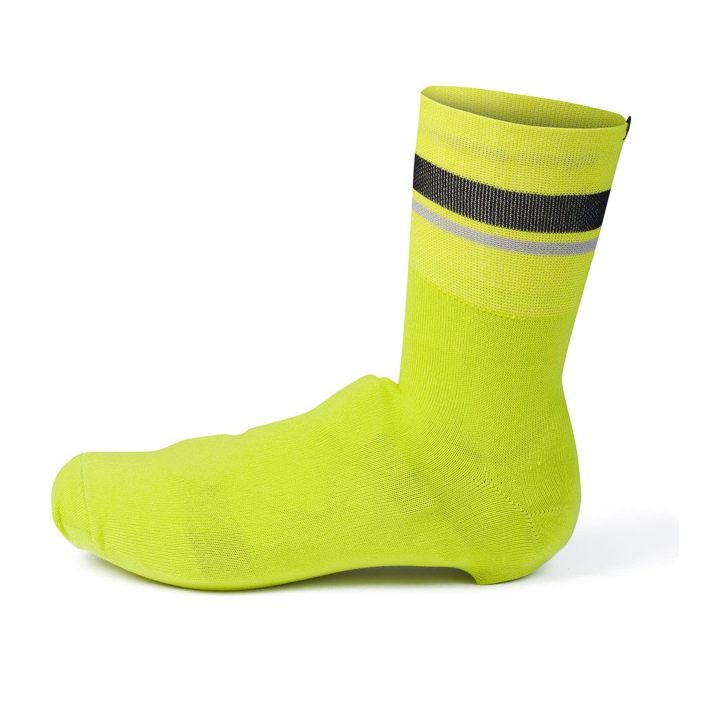 Oversocks Stretch Mesh Fabric Cross Shoes Cycling Shoes