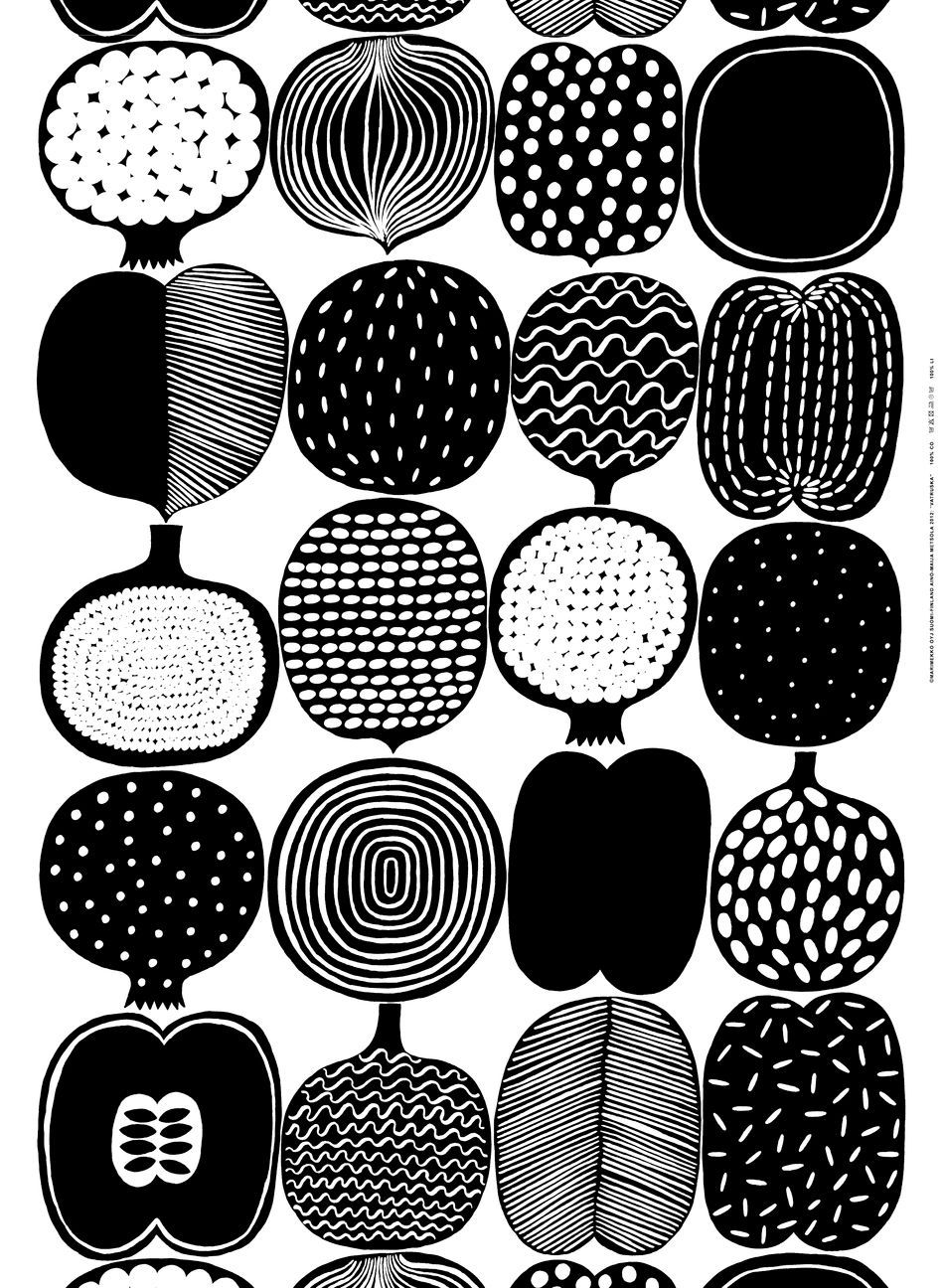 marimekko finnland meine kunst. Black Bedroom Furniture Sets. Home Design Ideas