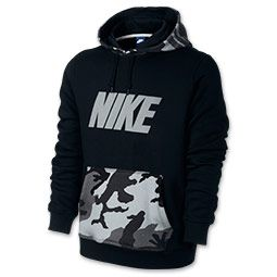 Birthday Nike Woodland Camo Men's Random Christmas Hoodie wzHPqO