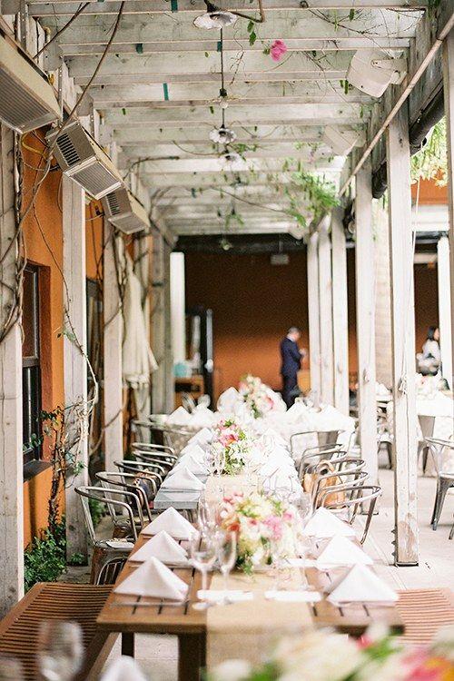 A Rustic-Glam Wedding in Sacramento, California ...